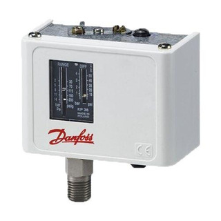 060-316966 Pressostato Kpi 36 Danfoss - 2 A 12 Bar
