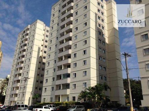 Apartamento À Venda, 70 M² Por R$ 300.000,00 - Jardim Bom Clima - Guarulhos/sp - Ap3647