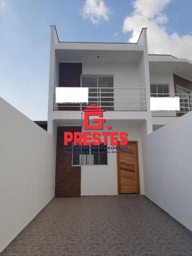 Casa De Rua-à Venda-ipanema Ville-sorocaba - Stca20142