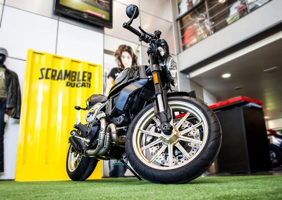 Ducati Scrambler Cafe Racer 0km - Ducati Pilar