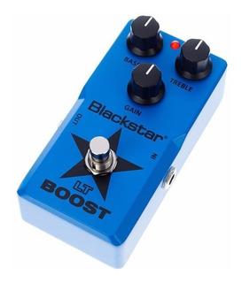 Blackstar Lt Boost Pedal De Efectos De Sonido Para Guitarra