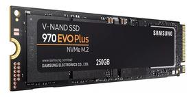 Ssd M2 Samsung Evo 970 Plus 2280 250gb Pcie Nvme Original