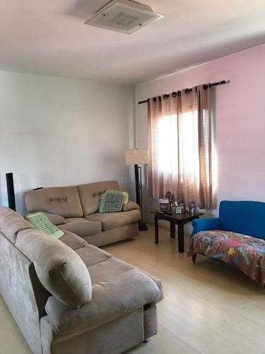 Apartamento Residencial À Venda, 98 M³, Campestre, Santo André. - Ap0256 - 67854943