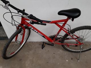 Biçicleta Techno Mountain Bike