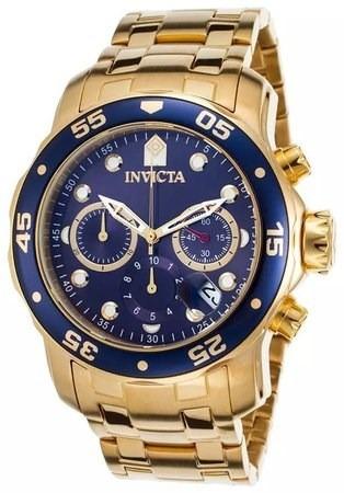 Relógio Invicta Pro Diver - 0073 - Azul Original