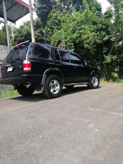 Nissan Pathfinder 96 4x4 Con Sistema A Gas Al Día
