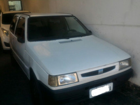 Fiat Uno 1.0 Smart Branco 2001/oferta Barato