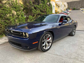 Dodge Challenger Black Line 2016 Factura Original Impecable