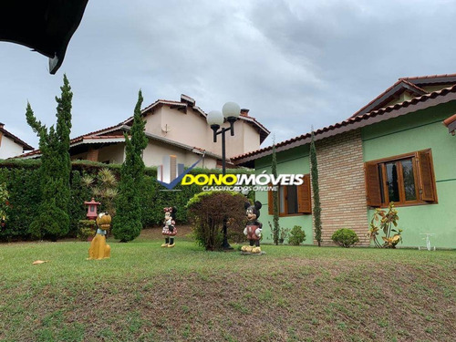 Casa Com 3 Suites E Terreno De 1.050m²- Itupeva - 916