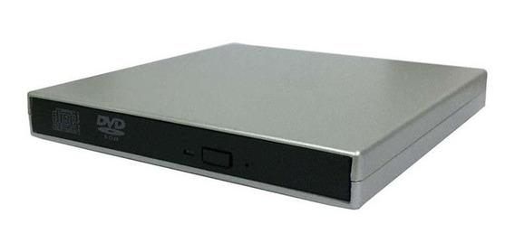Ide Usb Case Portátil Externa Gravadora Drive Cd/dvd Noteboo