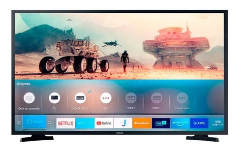 Televisor Smart Samsung 32 Pulgadas Hd Tdt