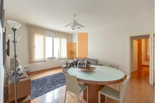 Apartamento Padrão, 114 Metros, 2 Dormitórios E 1 Vaga  - Ja809
