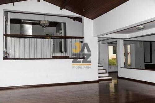 Imagem 1 de 30 de Fantástica Casa No Capitalville - Ca13864