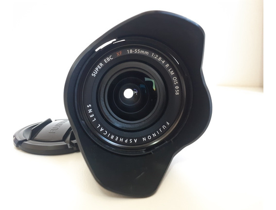 Lente Fujifilm 18-55mm 2.8-4.0