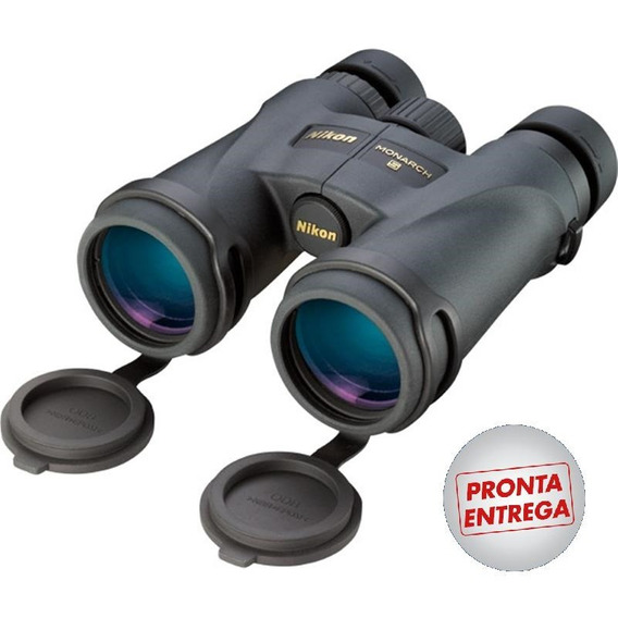 Binóculo Nikon 10x42 Monarch 5 * Lentes Ed * À Prova D´água