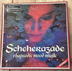 Box Scheherazade Rhapsodic Mood Music 1981