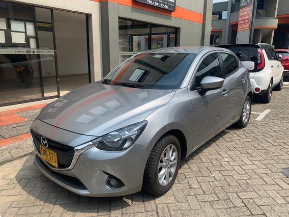 Mazda 2 Touring Automatico 2016