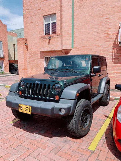 Jeep Wrangler Nevada