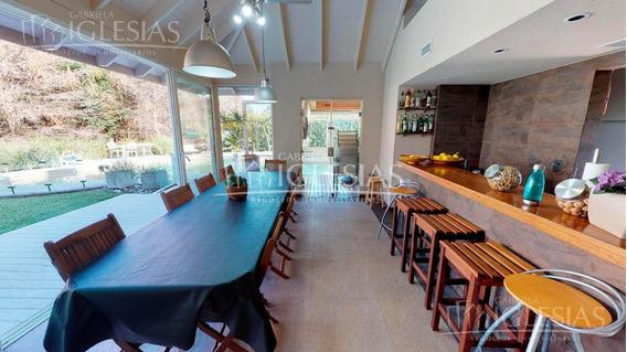 Tour 360º - Casa En Venta Con 3 Dormitorios En Las Caletas, Nordelta.