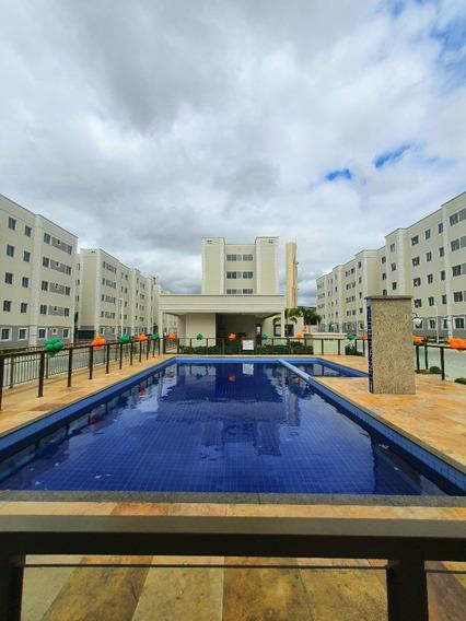 Aluga-se Apartamento Novo Na Maraponga
