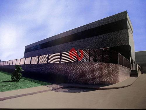 Galpão Para Alugar, 6210 M² Por R$ 155.000,00/mês - Alphaville - Barueri/sp - Ga0548