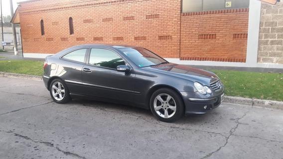 Mercedes-benz Coupe C200 Kompressor Impecable !!
