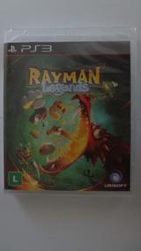 Rayman Legends Ps3 Novo E Lacrado