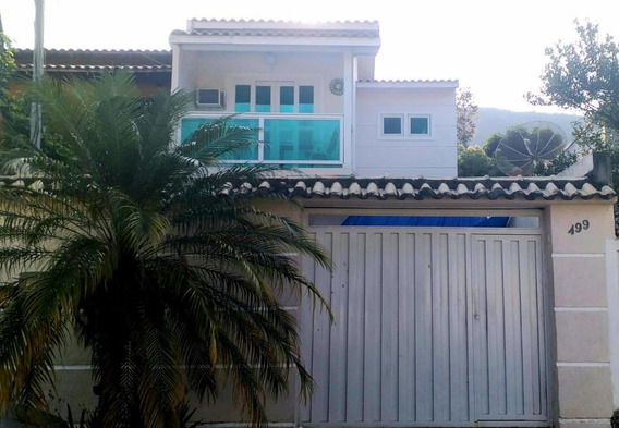 Casa Em Piratininga, Niterói/rj De 113m² 3 Quartos À Venda Por R$ 585.000,00 - Ca260986