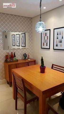 Apartamento Com 2 Dormitórios, 52 M² - Venda Por R$ 399.000,00 Ou Aluguel Por R$ 1.750,00/mês - Parque Maria Domitila - São Paulo/sp - Ap3628