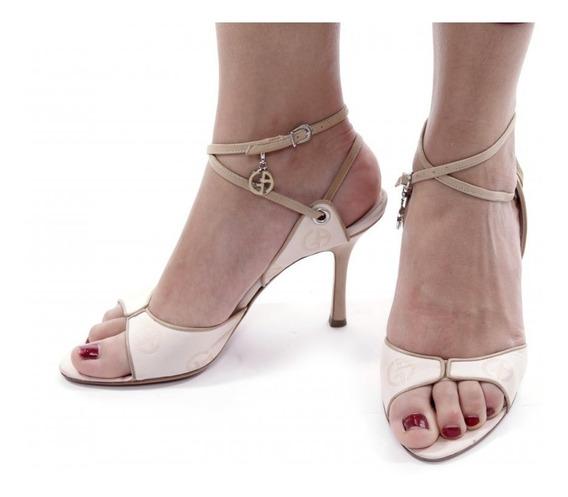 Zapatos Color Rosa Pálido Giorgio Armani