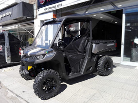 Can Am Defender Xt Hd 10 Igual A 0km