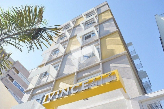 Apartamento 2 Dormitórios, 1 Suíte E Vaga Coberta. - 28-im437989