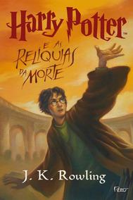 Livro: Harry Potter E As Relíquias Da Morte