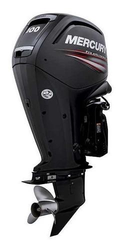 Motor De Popa Mercury 100 Elpt Ct Efi 4 T( Produtor Rural )