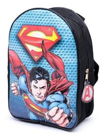 Promoção Mochila Mochilete Super Heróis