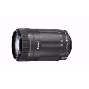 Lente Canon 55-250mm F/4.0-5.6 Is Stm