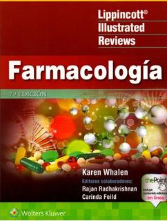 Whalen Lir Farmacología 7ma Edición ¡envío Gratis!