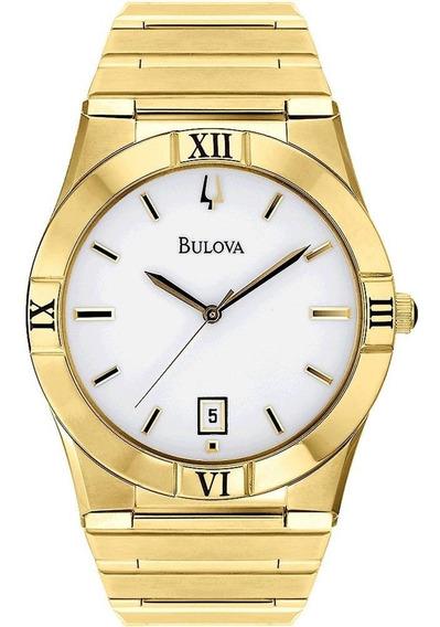 Relógio Feminino Bulova Analógico Social Wb21267h