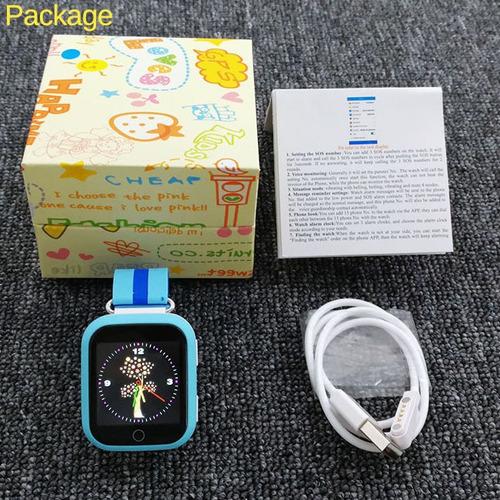 Reloj Inteligente Smartwatch Azul Nuevos!!!