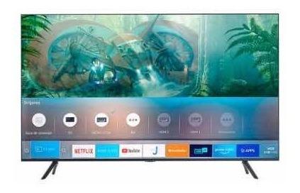 Tv Samsung 43 108cm 43tu8000 Led 4k Uhd Plano Smart Tv