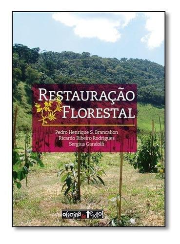Restauração Florestal - Novo - 2015
