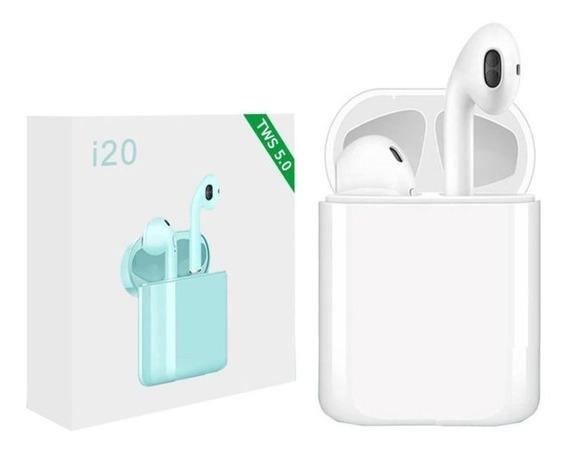 Audifonos Inalambrico Bluetooth Tws I20 Nuevo Sellado 22$ Rm