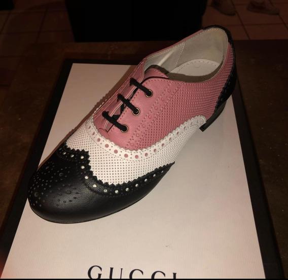 Zapatos Gucci Originales Estilo Bostonianos
