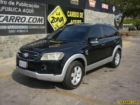 Chevrolet Captiva Captiva
