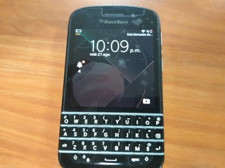 Blackberry Q10 En Perfecto Estado De Funcionamiento
