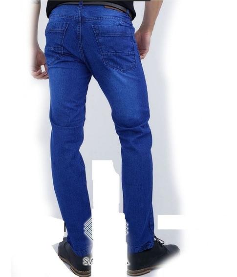 Jeans Rigidos Clasicos Rectos Por Mayor Pack Por 3 Unidades