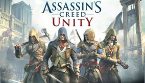 Assassins Creed Unity Midia Digital /original Ubisoft - Pc