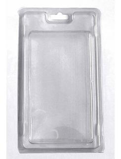 Embalagem P/ Capa Celular Grande - 500 Pçs - Frete Grátis