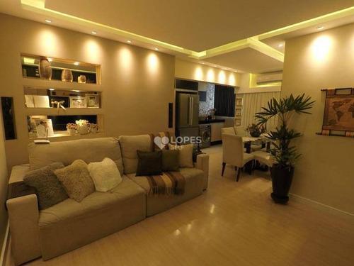 Apartamento À Venda, 56 M² Por R$ 290.000,00 - Sete Pontes - São Gonçalo/rj - Ap37158