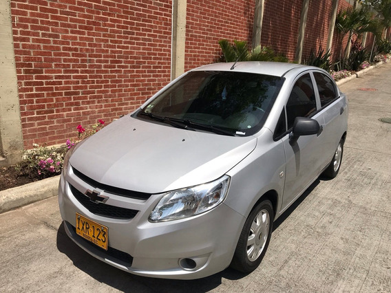 Chevrolet Sail Ls 2017